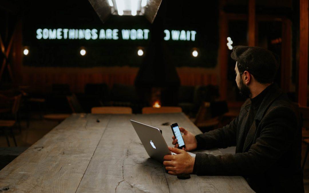 La digitalizzazione: vivere, o essere?