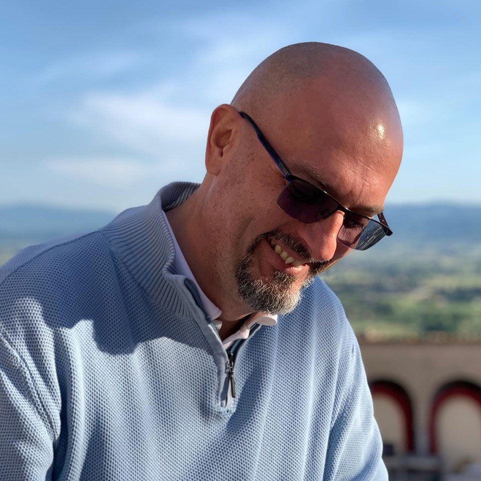 giuliano pellizzari autore ad Assisi
