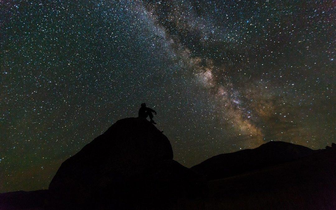 il successo di un disegno di vita è nascosto nell'universo