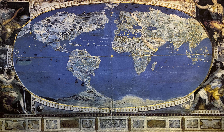 planisfero antico globalizzazione consapevole